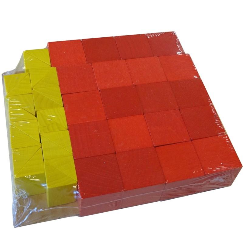 Additional set of construction blocks