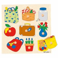 Knob puzzle surprise - birthday