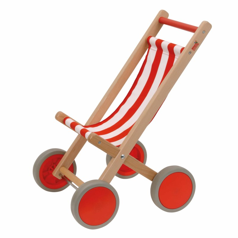 Doll buggy wood