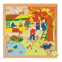 Seasons puzzle 2 - autumn