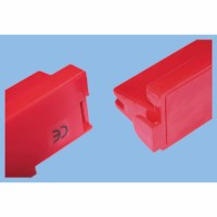 Game card holder red