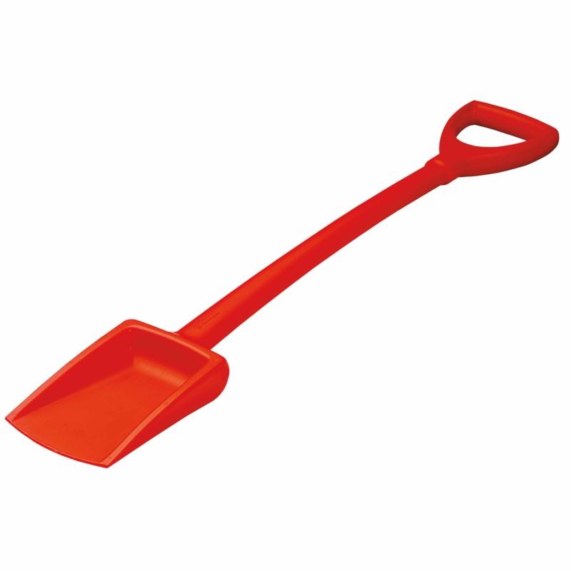 Spade 80 cm red