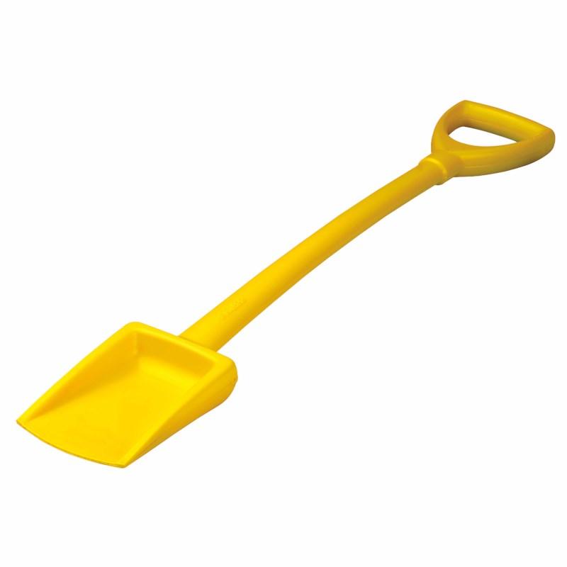 Spade 65 cm yellow