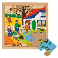 Seasons puzzle 1 - autumn