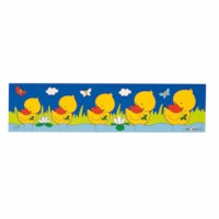 Inlay board puzzles - duck