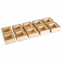 Holder for self-assessment dice pupils