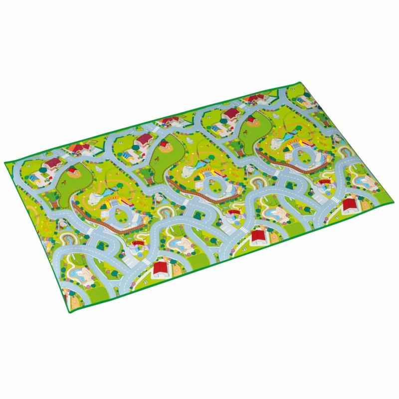 Play mat 120 x 200 cm - farm/zoo
