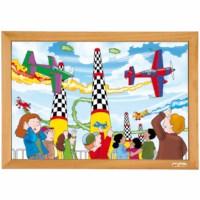 Power puzzle - air show AR