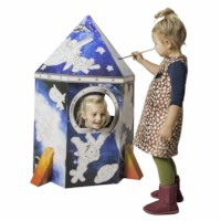 Rocket play house