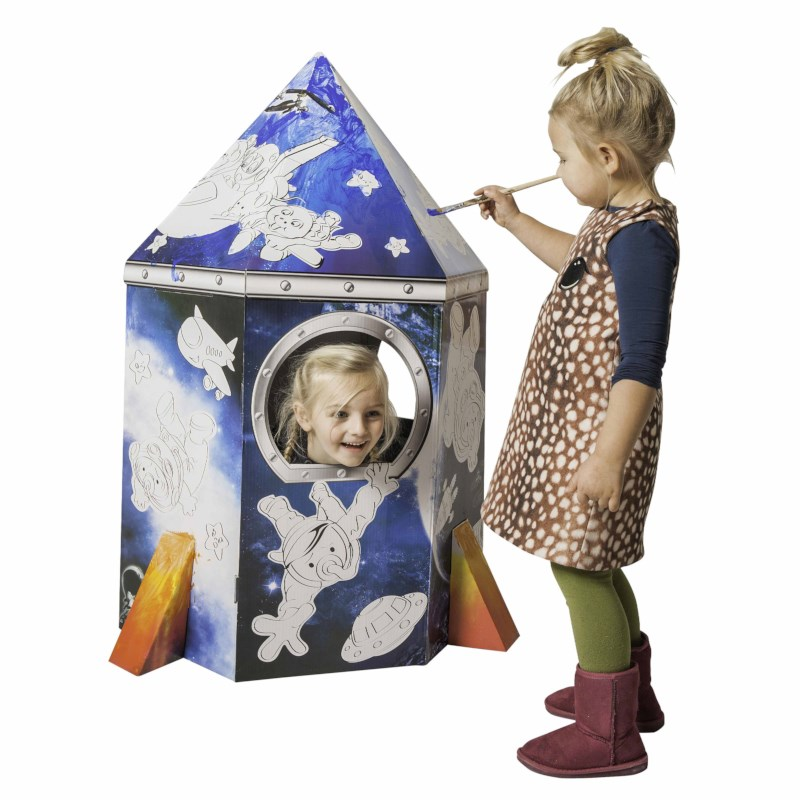 Rocket play house