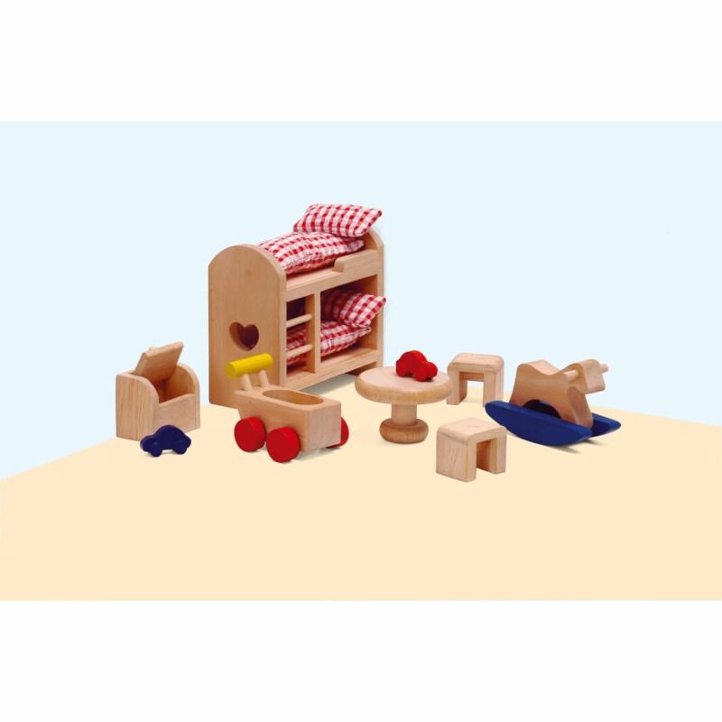 Dolls house - bedroom