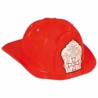 Helmet fire man