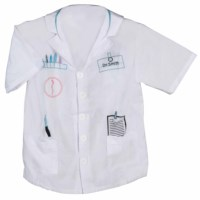 Dress up clothes - doktor
