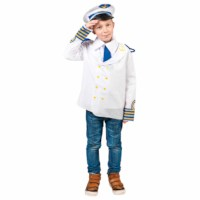 Dress up clothes - captain