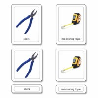 Tools 3 Part Cards