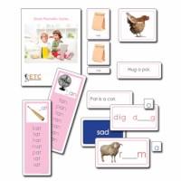Short Phonetic Reading Series (Pink)