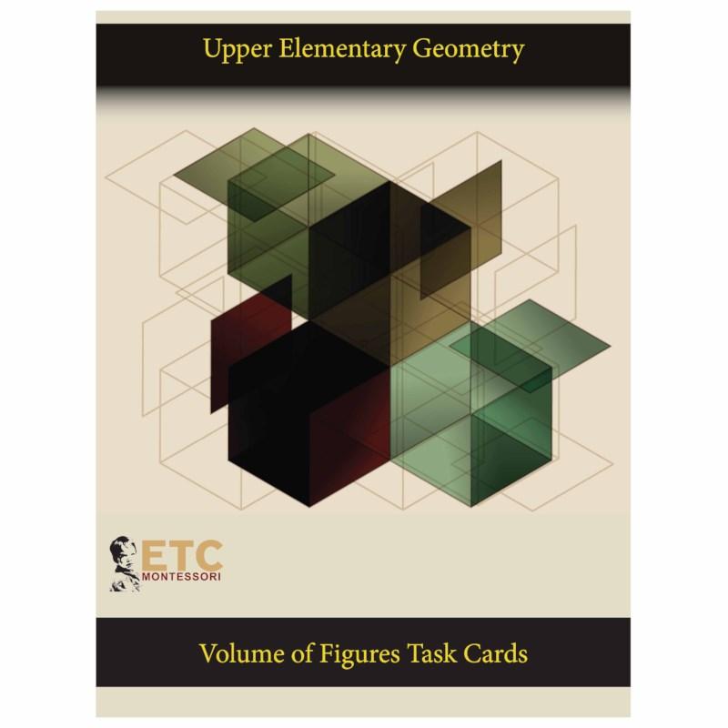 Upper Elementary Geometry - Volume
