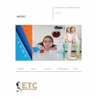 Measurement Curriculum Level 6-9 Metric