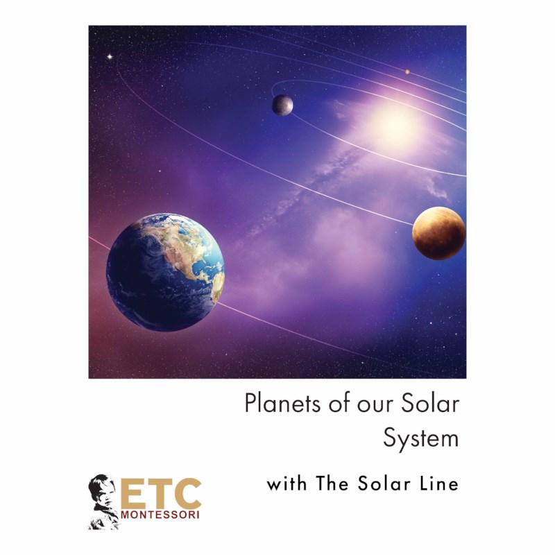 Giant Solar System Line