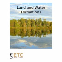 Land And Water Formations